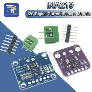 INA219 GY-219 Current Power Supply Sensor Breakout Board Module Sensor Module I2C interface High Side DC Current For Arduino DIY(China)