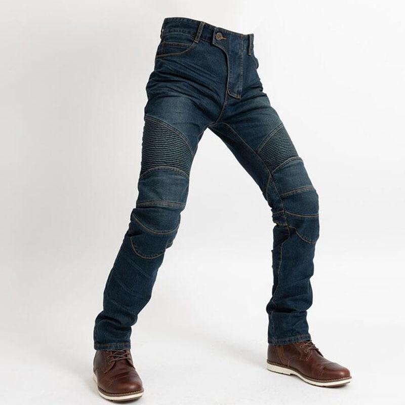2019 nuevos pantalones clásicos de motocicleta KOMINE para hombre, pantalones de Moto, pantalones de Moto, pantalones de Motocross - 2