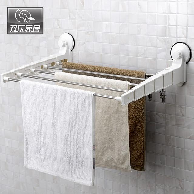 Starke Saugnapf Handtuchhalter Edelstahl Handtuchhalter Bad Handtuchhalter  Badezimmer Küche Handtuch Poliert Halter Hardware