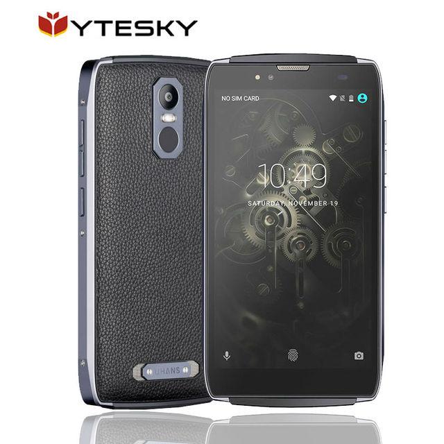 UHANS U300 4G Mobile Phone 5.5 inch FHD IPS MTK6750T Octa Core Android 6.0 4GB RAM 32GB ROM 13MP Cam 4750mAh Battery Smartphone