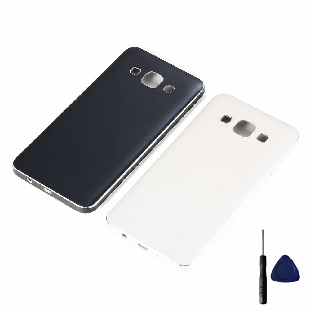 For Samsung Galaxy A3 2015 A300 A300H A300F A300FU A300FN Housing Middle Frame Battery Back Cover With Volume Power Button+Tools