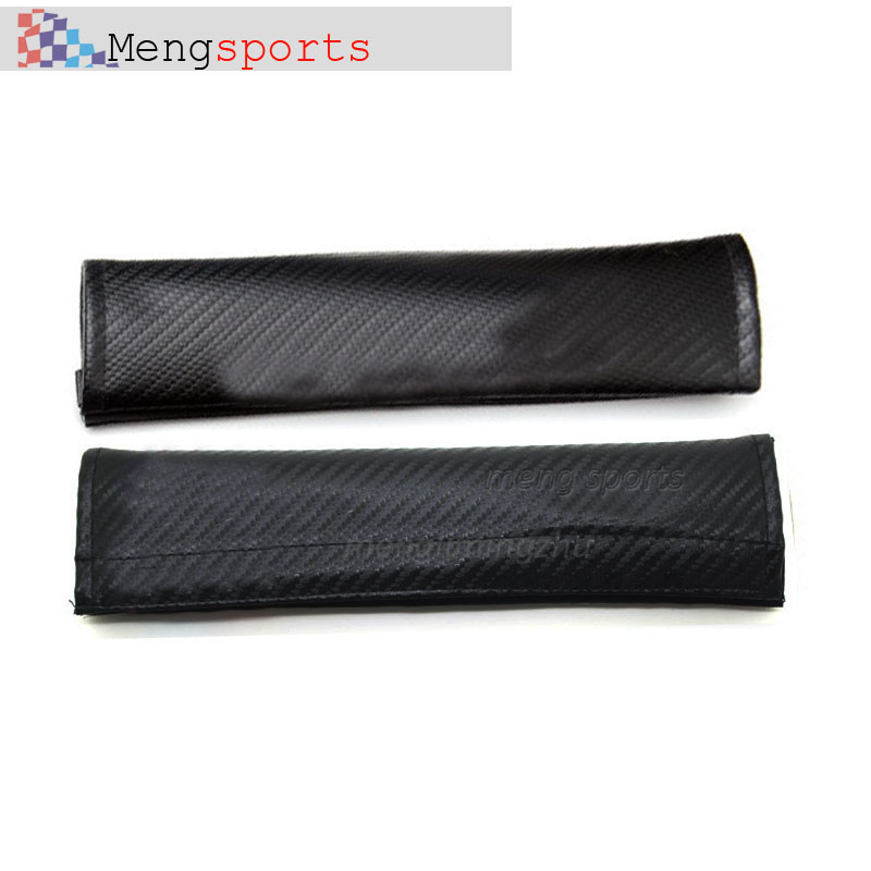 20 sets x2 40pcs Real Carbon fiber pads Car Styling Embelm Badges More Style Can MIX