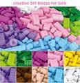 Sluban 0503 Building Blocks 415pcs DIY Creative Bricks Toys for Children Educational Bricks Leping Compatible Free Shipping