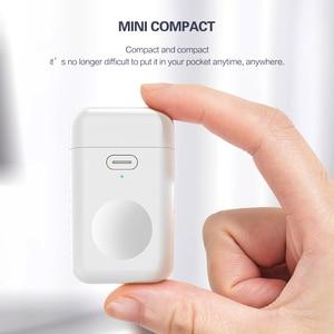 Image 4 - 1000mAh kablosuz şarj edici güç bankası Apple için İzle 1 2 3 4 mini güç bankası iWatch 1 2 3 4 harici pil şarj çantası USB