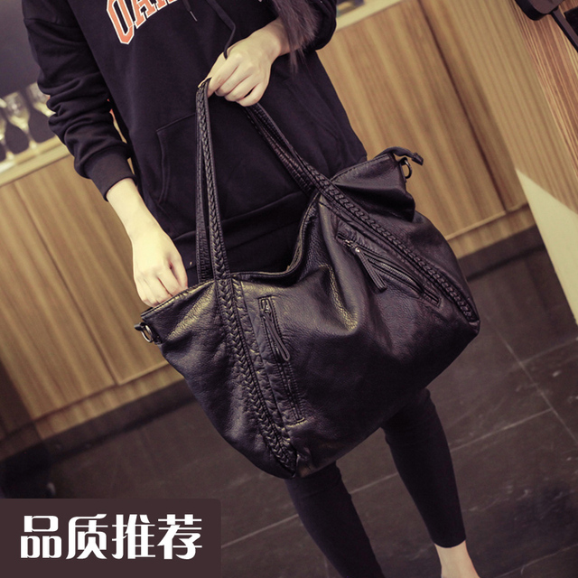 223b572f0f6 ... Soft Leather Bag Women Handbags Ladies Crossbody Bags For Women  Shoulder Bags Female Big Tote Sac A Main Famous Brand. Out Of Stock. 🔍  Previous. Next