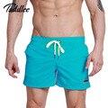 Taddlee marca troncos dos homens ativo treino homem cargas basculador sweatpants praia board shorts homens boxers bottoms curtas secagem rápida
