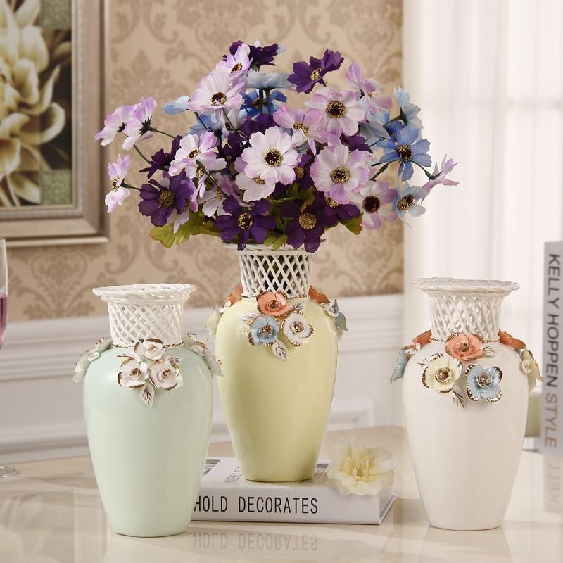 achetez en gros de sol d coratif vase en ligne des grossistes de sol d coratif vase chinois. Black Bedroom Furniture Sets. Home Design Ideas