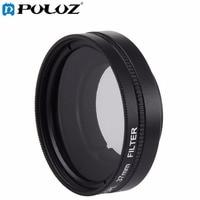 Proffesional 37mm CPL Filter Lens Protective Cap For Xiaomi Xiaoyi Yi II 4K 4K Plus Sport