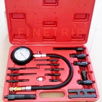 DHL Free Automotive Tools TU 15B Diesel Engine Compression Tester Kit Engine Testing Tool For Auto