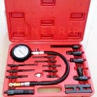 DHL Free Automotive Tools TU 15B Diesel Engine Compression Tester Kit Engine Testing Tool For Auto