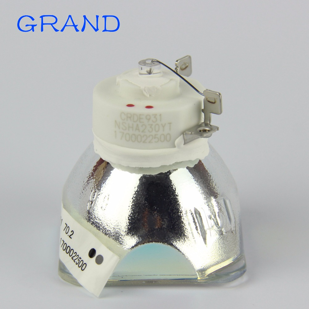 NP15LP eredeti csupasz lámpa NSHA230YT NEC M230X / M260W / M260X / M260XS / M271W / M300X / M300XG / M311X projektorokhoz HAPPY BATE