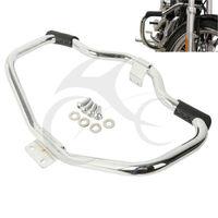 Мотоцикл усы шоссе двигателя гвардии Крушение Бар для Harley HD Sportster XL 1200 883 04 18 гладить 883 09 18 48 XL