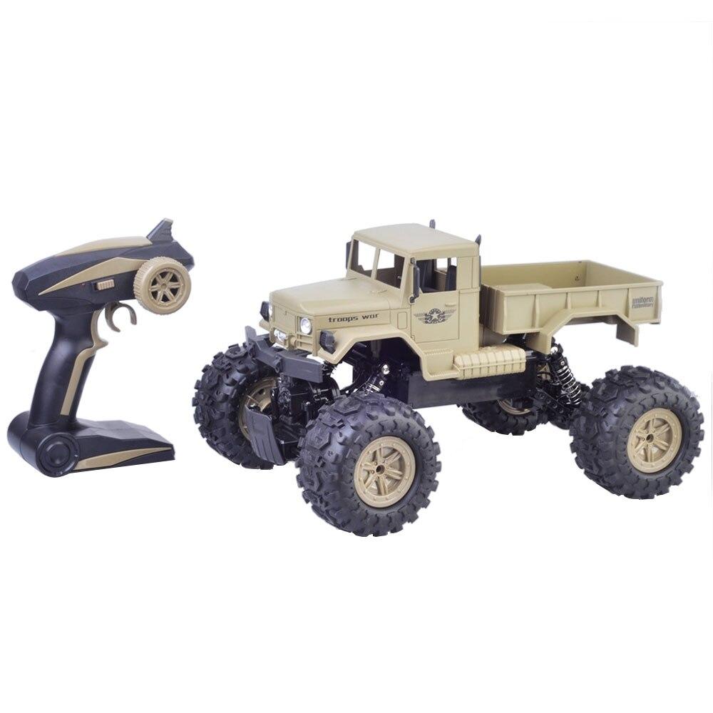 1/12 Waterdichte RC Crawler Desert Truck Auto RTR Afstandsbediening Model Off Road RC Truck Voertuig Speelgoed - 5