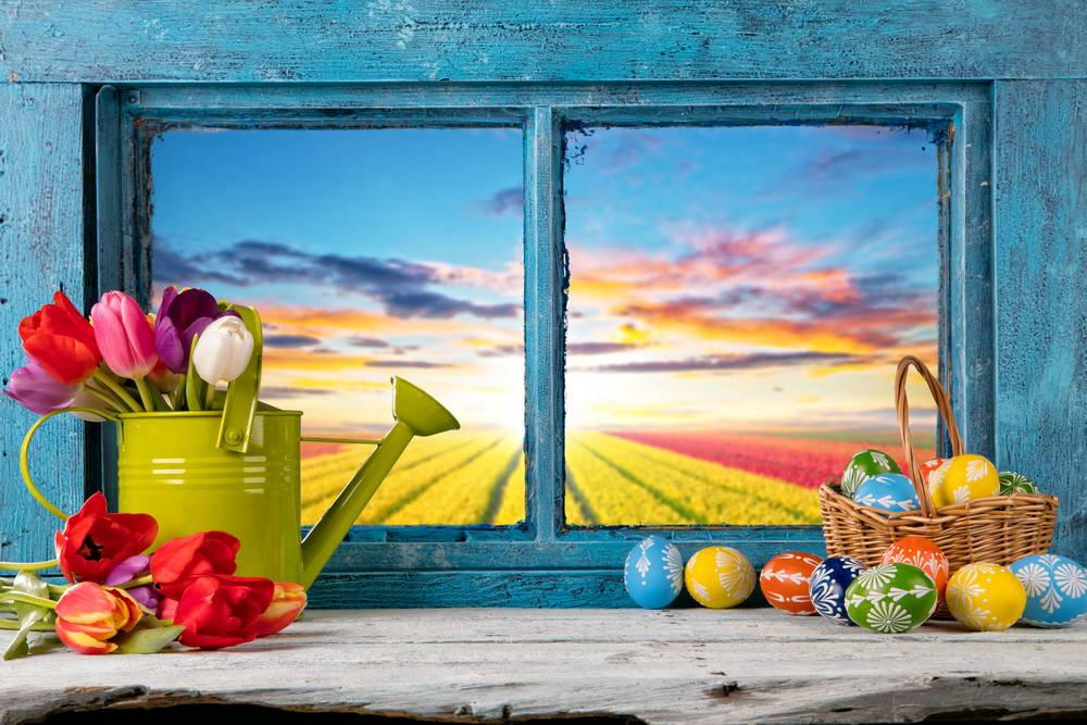 Online get cheap flower fields photos for Custom wood windows online