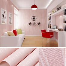 25 Color Modern 3D Stripe Wallpaper for Walls Horizontal Striped Non-woven Wall Paper Rolls for Bedroom Living Room Home Decor