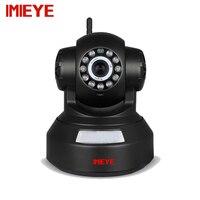 IMIEYE 1MP Kablosuz IP Wifi Kamera Mini Ev Güvenlik Gözetleme TF kart Alarm IR Gece Görüş Video PTZ Ile Onvif CCTV Ses