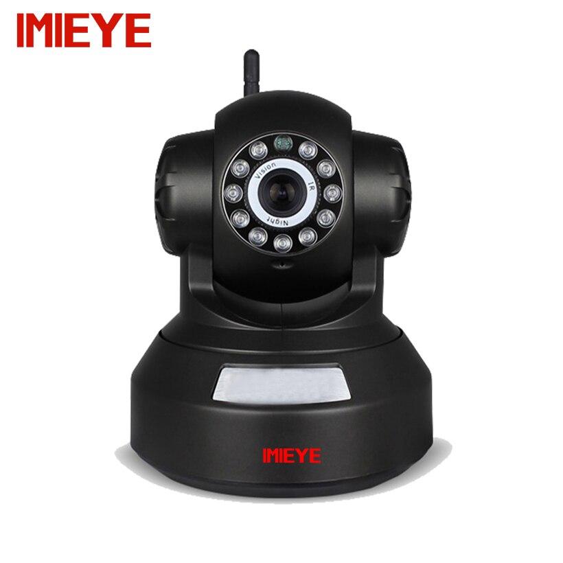 IMIEYE HD 720 p cámara IP inalámbrica Wifi Mini Home seguridad vigilancia TF alarma CCTV IR visión nocturna de vídeo PTZ Onvif Audio