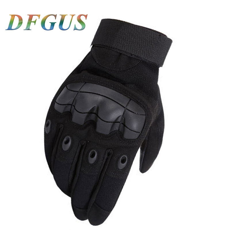 Outdoor Military Tactical Gloves Men Full Finger Army Hard Knuckle Sport Hunting Cycling Shooting Airsoft Hiking Gloves
