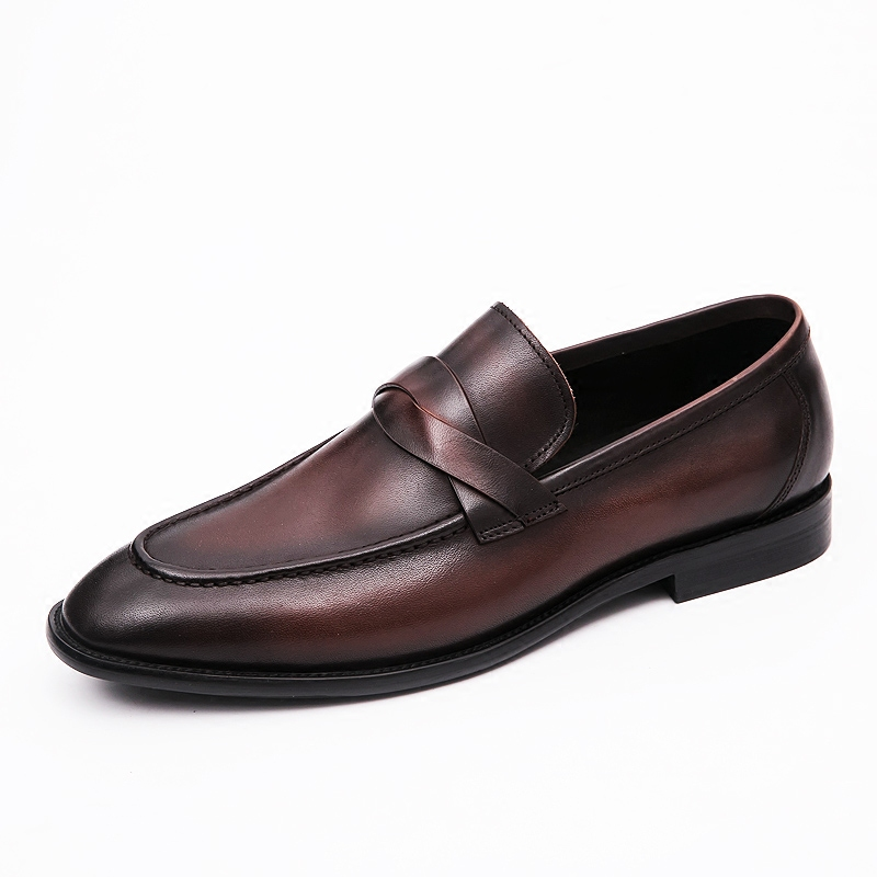 Mens Business Casual Shoes Mens Leather England Mens Shoes Autumn Breathable Fashion Set Foot ShoesMens Business Casual Shoes Mens Leather England Mens Shoes Autumn Breathable Fashion Set Foot Shoes