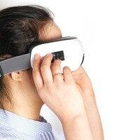 USB Music Smart Wireless Bluetooth Music Eye Massager Vibrating Eye Massagers Heated Goggles Anti Wrinkles Eye Care