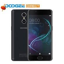 Doogee MTK6737 Disparar 1 Android 6.0 4G Del Teléfono 5.5 pulgadas Quad Core 2 GB + 16 GB 8.0MP $ number MP Cámaras Duales Traseras OTG Teléfono de Huellas Dactilares