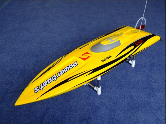DT E36 Sword Brushless RC Boat/Racing Boat with Motor 3674 1860KV/ 120A ESC/ 3KG Servo e36 pnp sword fiber glass racing speed rc boat w 1750kv brushless motor 120a esc servo boat red