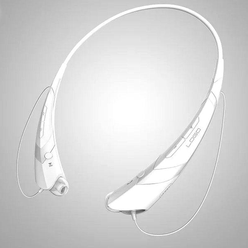 Gerdanlık Bluetooth Kulaklık Kulaklık Kablosuz Stereo Kulaklık - Taşınabilir Ses ve Görüntü - Fotoğraf 3