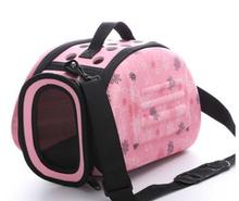 New Pet Travel Carrier Small Dogs and Cats Bag Folding Portable Outdoor Transportin Sleeping Backpack M S