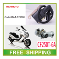 CF MOTO IGNITION COIL IGNITOR 250cc GY6 scooter CFMOTO CF250T-6A accessories free shipping