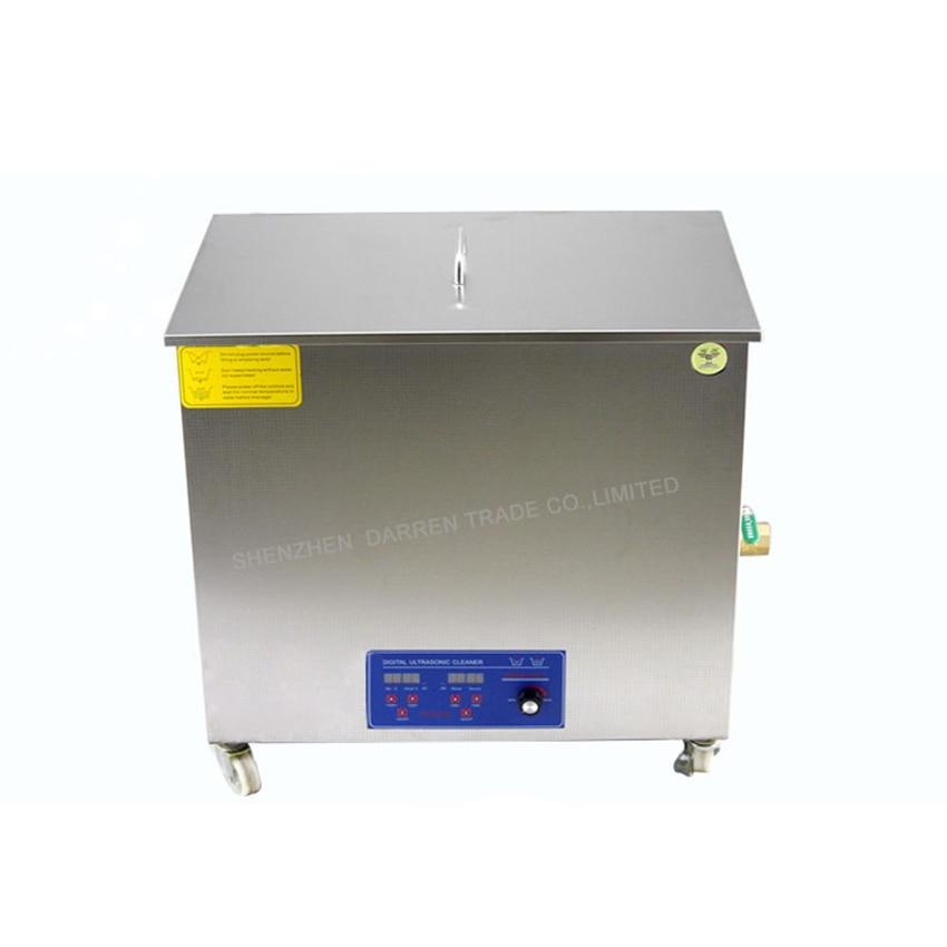 1 PC 58L KS-180AL 1080W Rustfrit stål Rengøringsmaskine Ultralyd - Husholdningsapparater - Foto 2