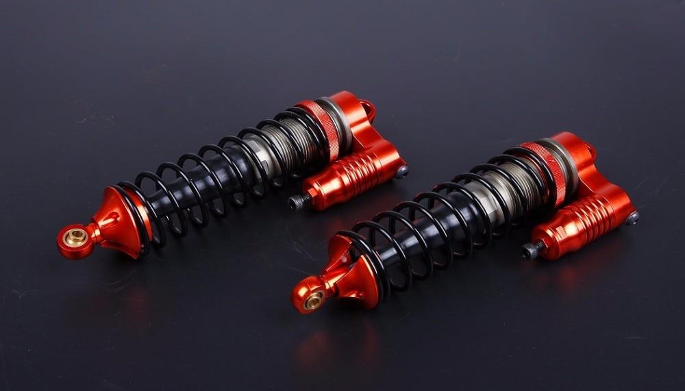 rear for shock absorber LOSI 5IVE-T Hardened Shock Spring front