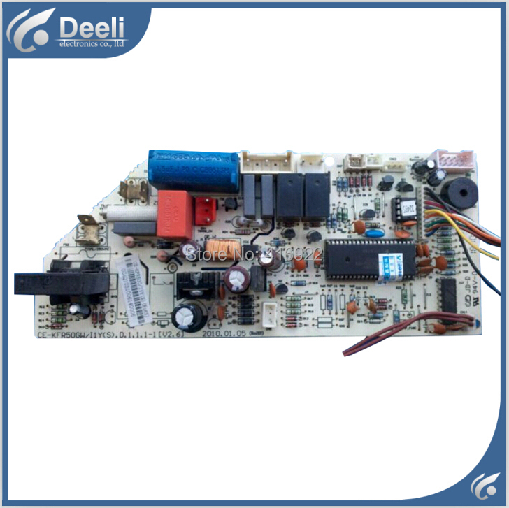 ФОТО 95% new good working for Midea of air conditioning computer board motherboard KF-50GW-Y-I1Y CE-KFR50GW/I1Y(S) on sale