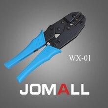 Купить с кэшбэком WX-01 crimping tool crimping plier 2 multi tool tools hands Ratchet Crimping Plier (European Style)