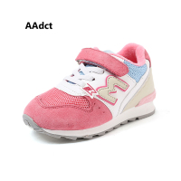 AAdct Cotton running shoes for girls Casual sports children shoes New fashion warm sneakers kids shoes 2018 winter