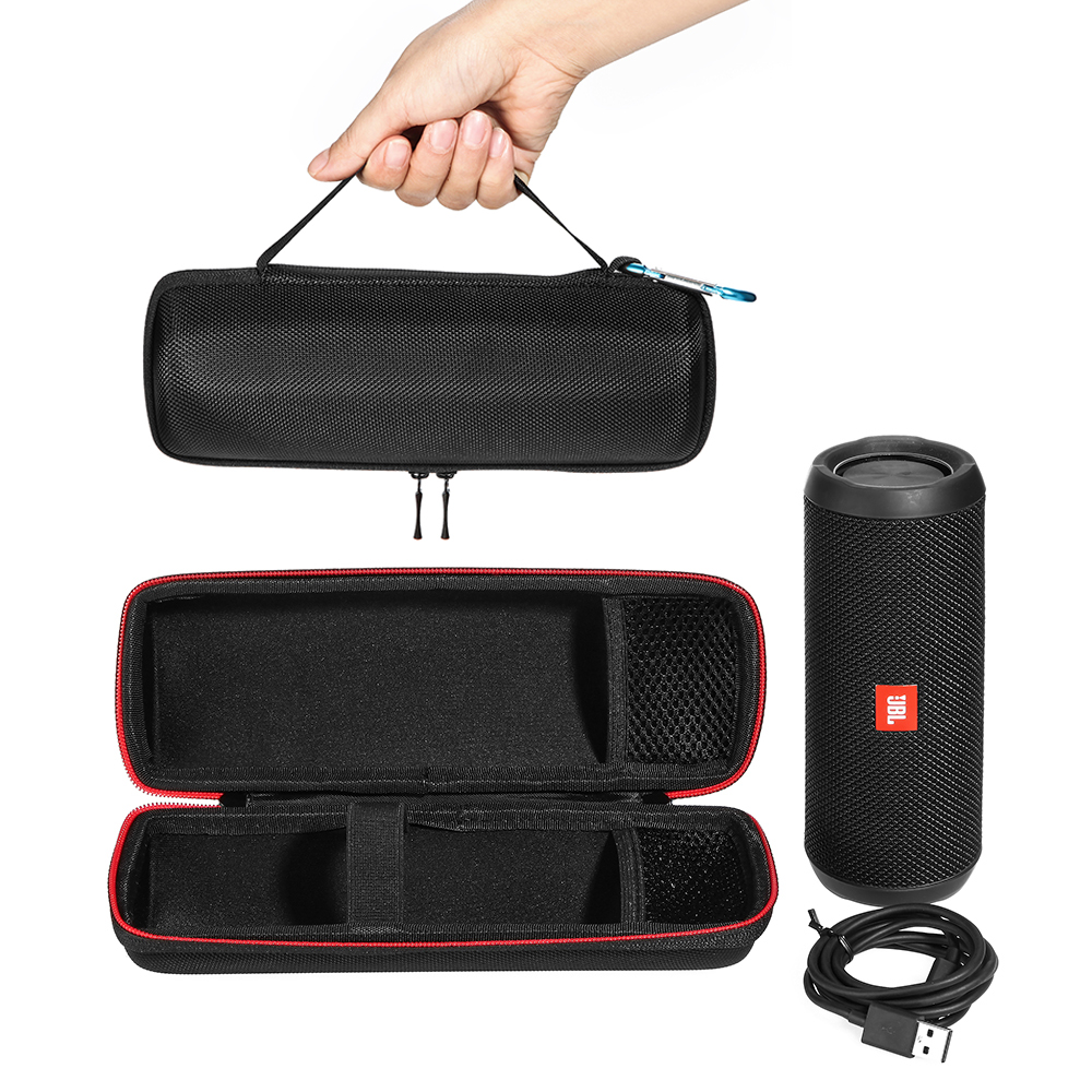 New Arrive Travel Carry Case Pouch Protect Cover Bluetooth Storage Organizer for JBL Flip 3 Flip3 High Quality 2018 New Hot Sale new arrive mimco automata pouch