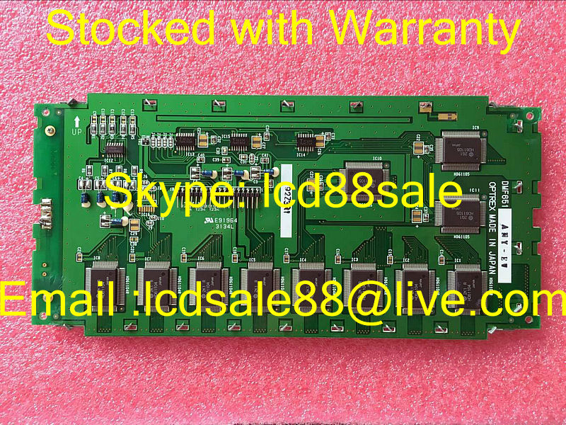 best price and quality  original DFM651AFY-FW  industrial LCD Displaybest price and quality  original DFM651AFY-FW  industrial LCD Display