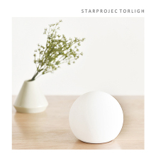 лучшая цена 2019 Silicone LED Night Light, Ball LED Charging Night Lamp With Stellar Projection For Children's Gift