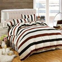 4pcs/set Bedding Set Cotton Cover Bed Sheet Duvet Cover Sets Farmhouse Style Bedding Sets Housse De Couette