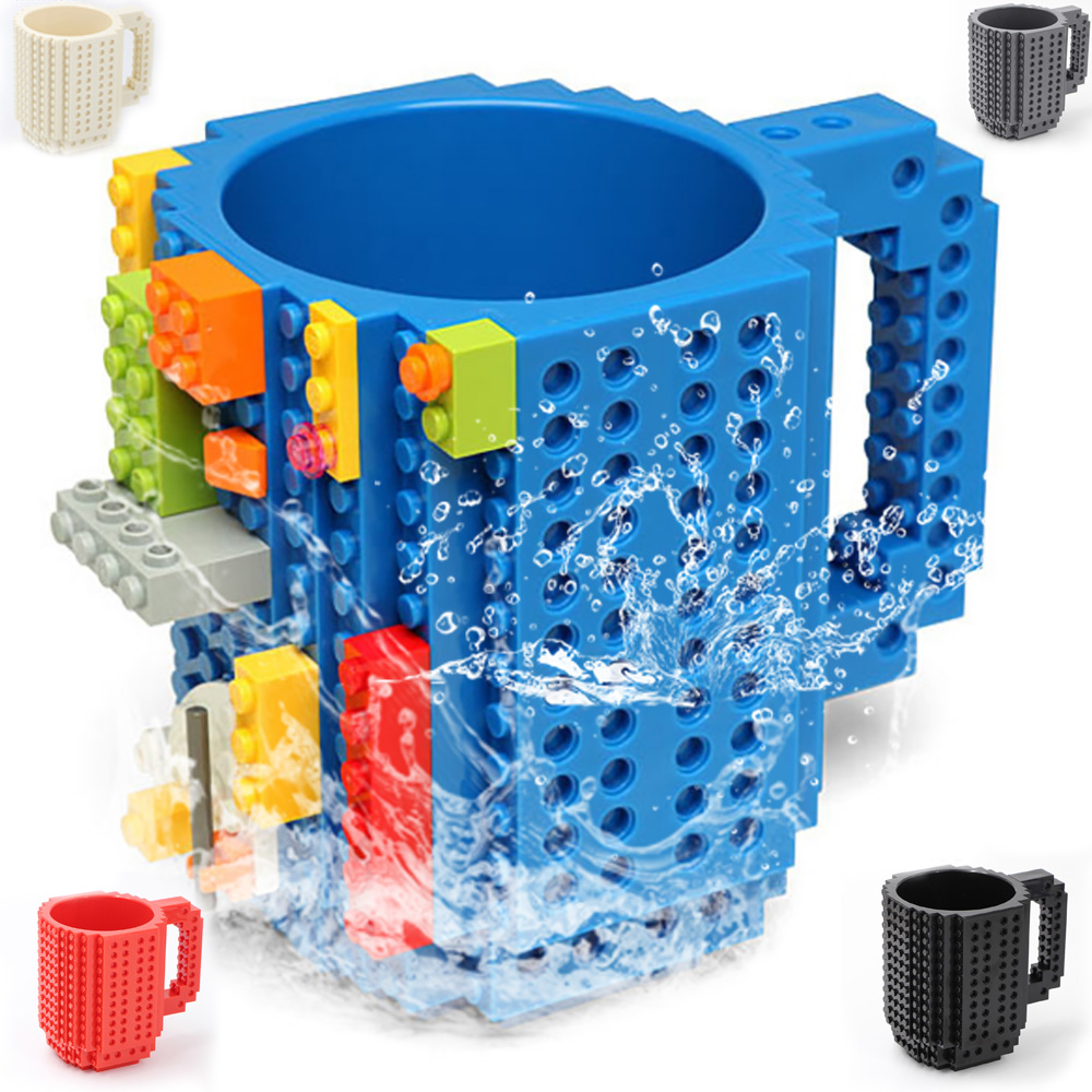 geekoplanet.com - 350ml Building Blocks Coffee Mug