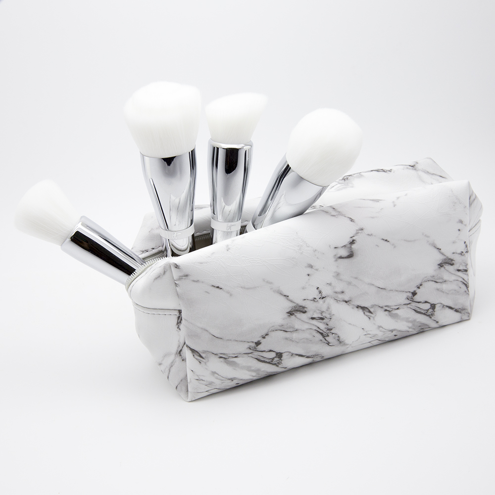 4 pces heavenly maquiagem escova conjunto para