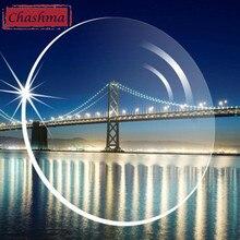 Chashma Free Form soczewki progresywne 1.61 indeks cienkie wnętrze cyfrowe soczewki oczy wieloogniskowe optyczne szkło pionowe szerokie pole