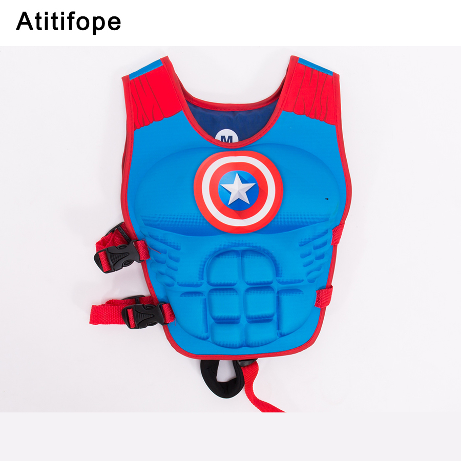 high quality safe big buoyancy bright colors child swimming arm circle children learning swim vest swimming pool accessories