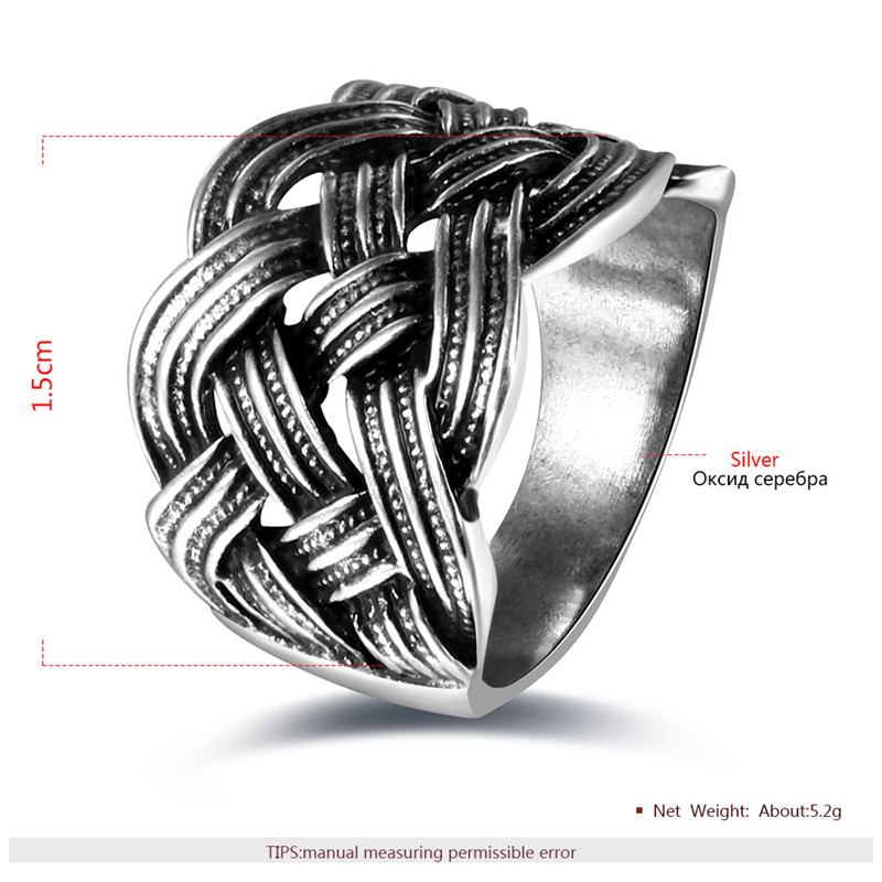 made crossed fashion for product open mesh luxury jewelry silver interwoven adjustable ring black wires shape hand women knitted rings woven diamonds