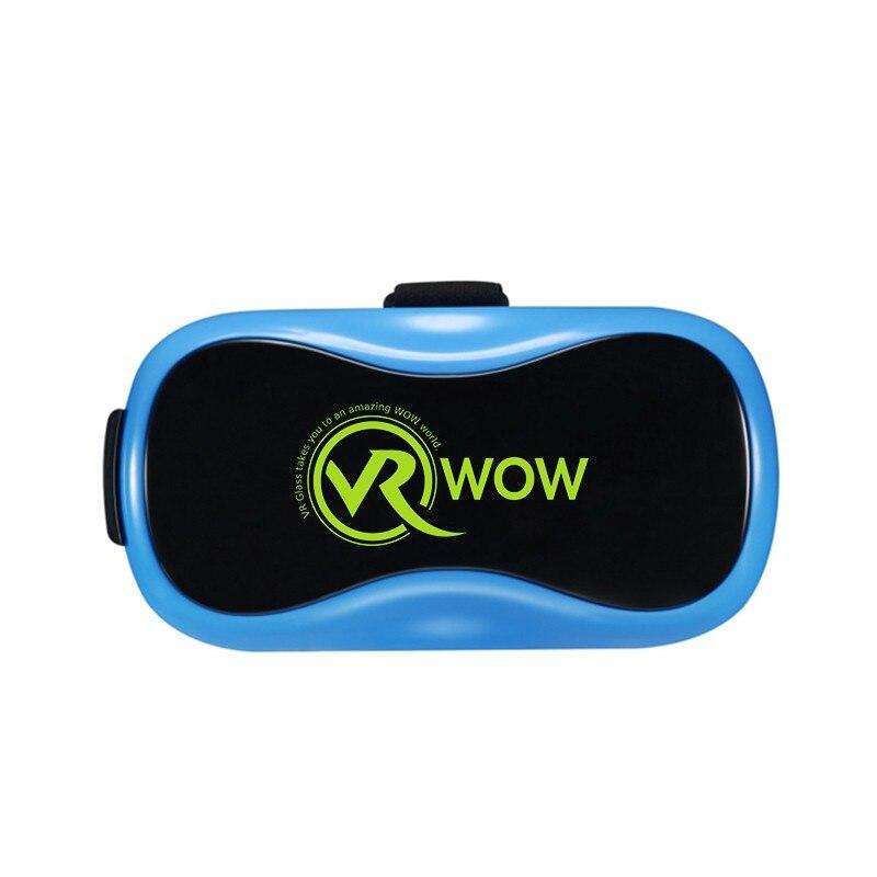 VR BOX 2.0 II Google 3D Glass Glasses/ VR Glasses Virtual Reality Case Cardboard Headset Helmet For iPhone 7 6 6s 5 Mobile Phone 18