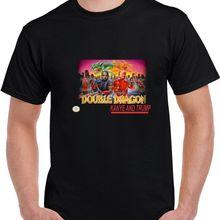 94b240b2b phiking Trump Kanye Double Dragon T Shirt 100% Cotton Short Sleeves Tee  Shirts