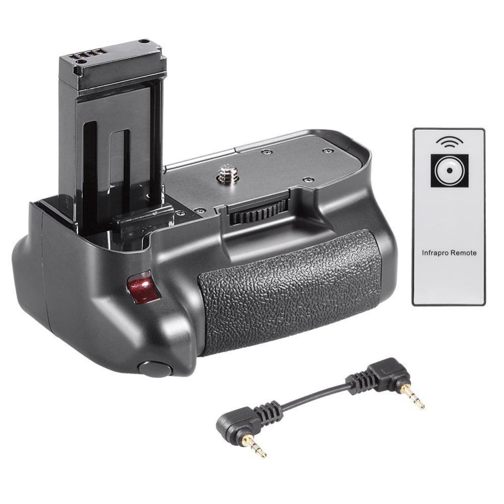 Prix pour Neewer Vertical Sans Fil Télécommande Batterie Grip Fonctionne avec LP-E12 Batterie pour Canon EOS 100D Caméras Livraison Gratuite
