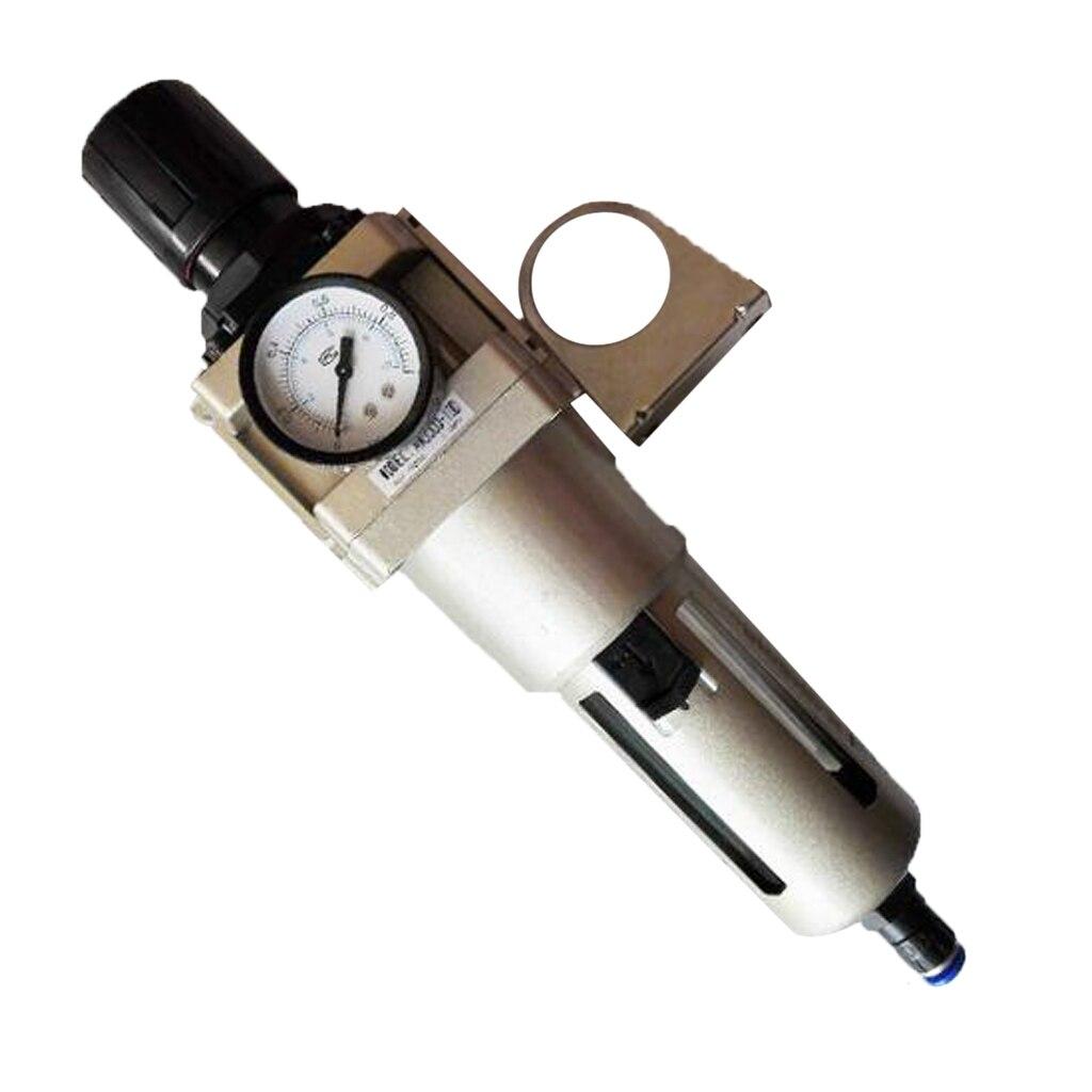 AW5000-10D 1/4 'filtre à Air régulateur humidité piège manomètre compresseur