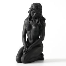 Hand engraving Artwork The contemporary female nude art creative resin decoration sculpture decoration decoration Home Furnishin