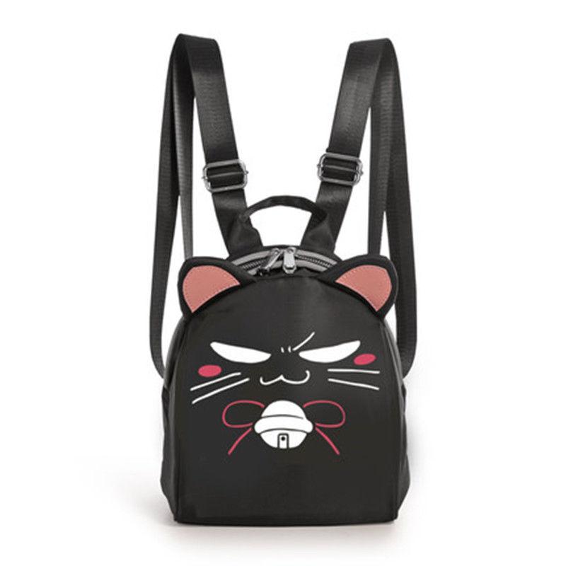 New Japan Anime Dakaretai Otoko 1 i ni Odosarete Imasu Takato Saijo Black cat Bag Backpack