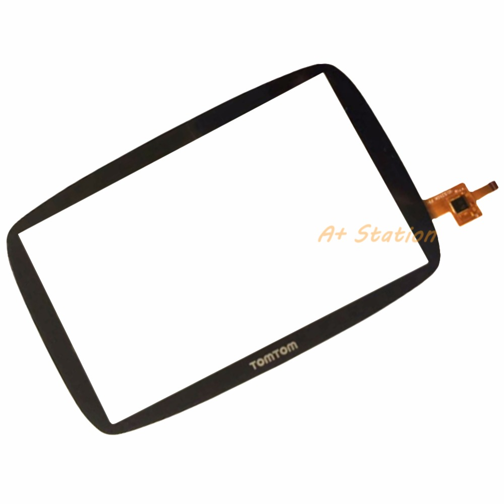 OEM Compatible with Tomtom GO 600 GO 6000 Touch Screen Digitizer Glass Sensors Replacement Panel Tablet PC